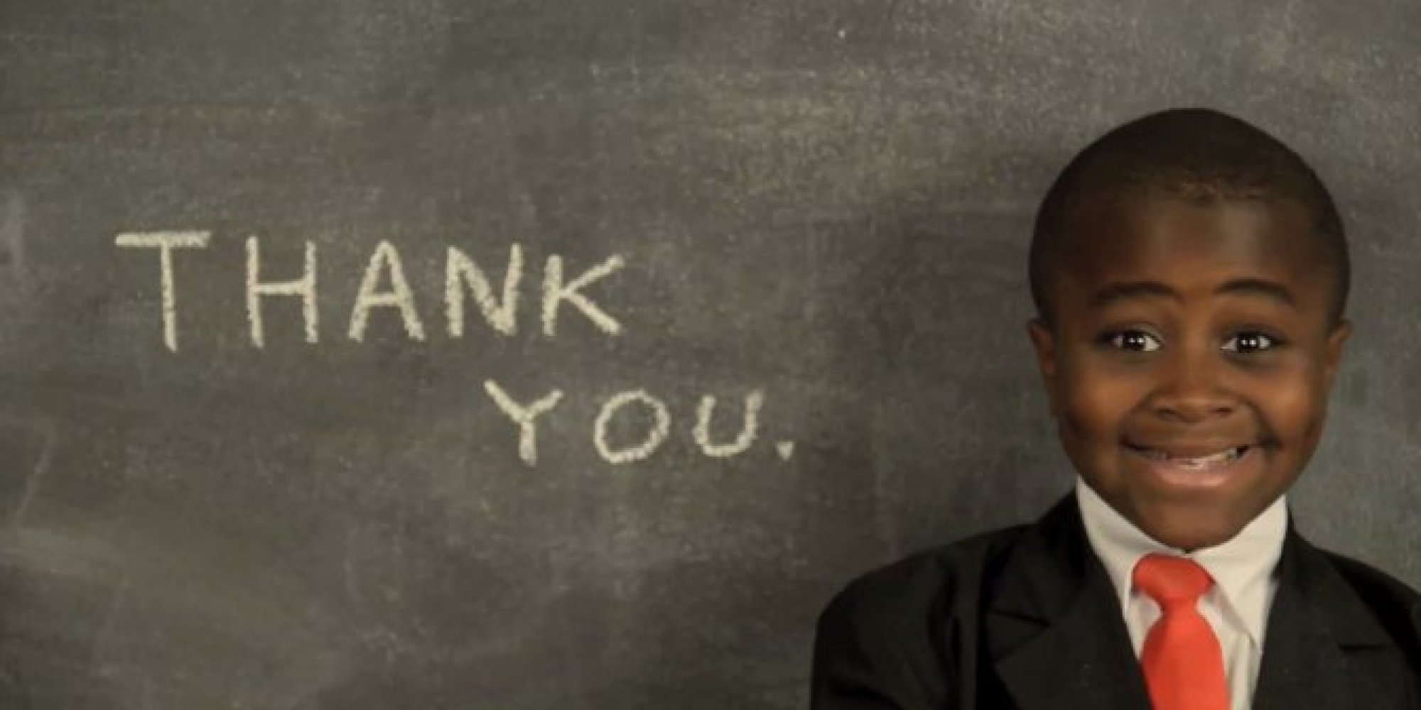 Kid President On The 20 Things We Should Say More Often (VIDEO ...