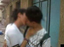 This Is The Kiss That Could See Moroccan Teenagers Jailed For Two Years