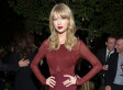 Taylor Swift Stuns In Bodycon Dress At Weinstein Co. Holiday Party