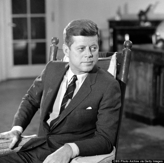 President john f kennedy remarkable, the