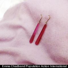 earrings from juliet