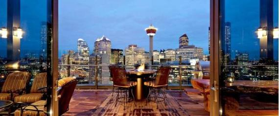 $10 million penthouse calgary