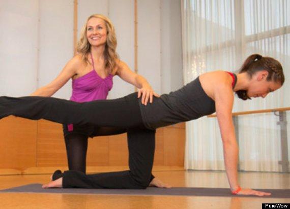 Jessica Robertson Yoga Pants