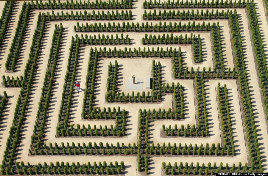 teichland maze