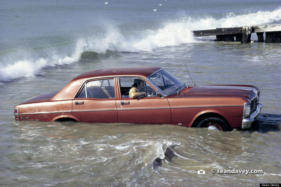 Classic Surf Cars From Around The World Huffpost