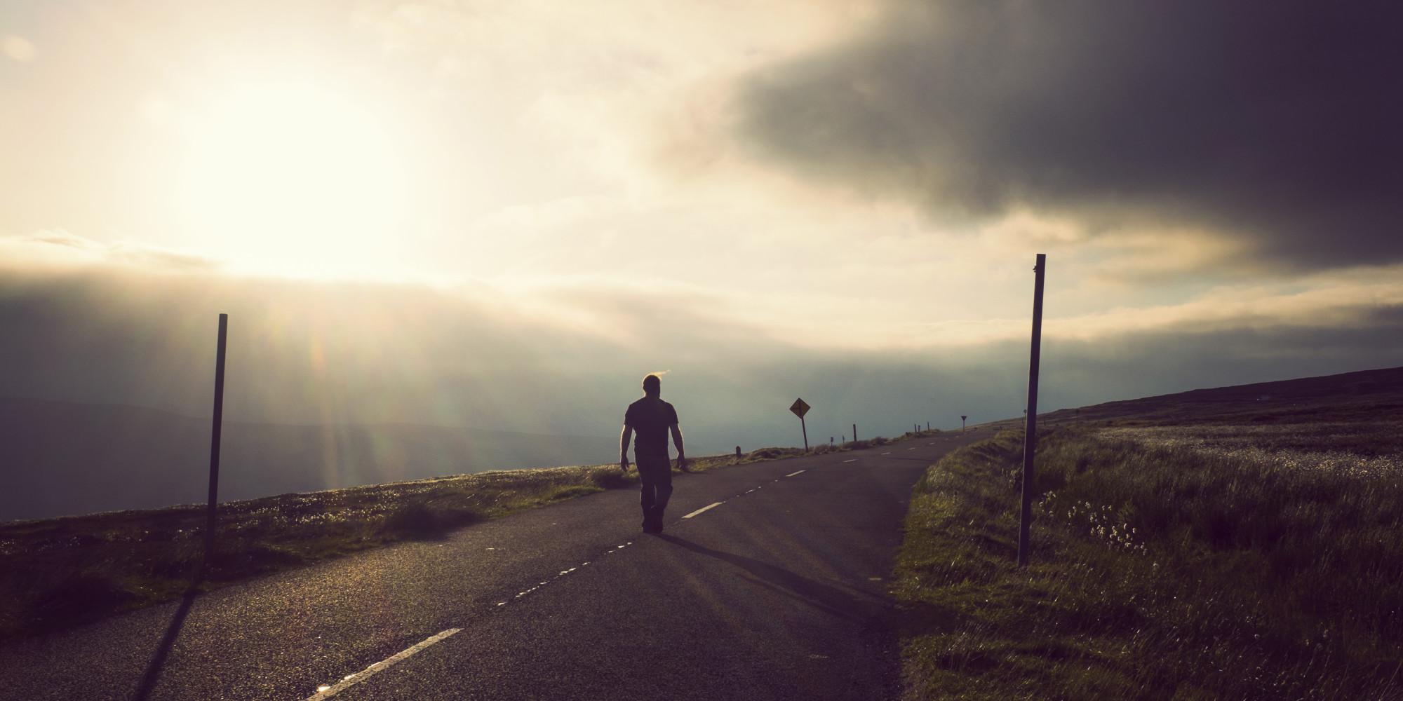 I Am Walking Across The World Huffpost
