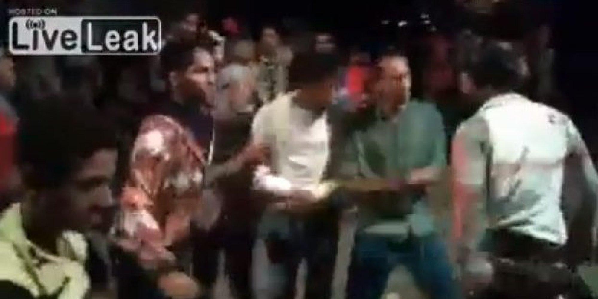 Yemeni Wedding Celebration To Gangnam Style Ends With