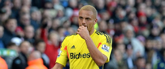 wes brown red card
