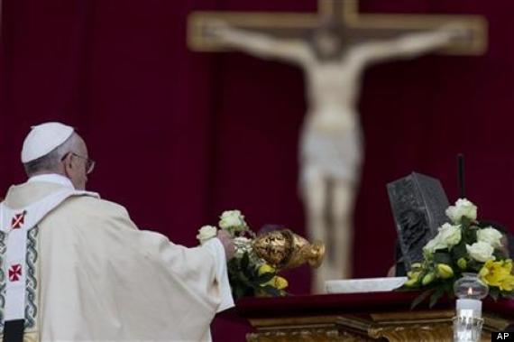 vatican st peter bones