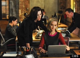 Alicia Florrick vs. The Internet