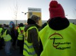 Amazon Workers Stage Strike In Germany