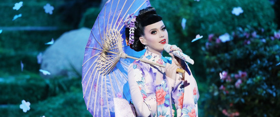 cultural appropriation katy perry