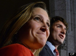 Freeland 'Quite Proud' Trudeau Is Called 'Little Potato' In China