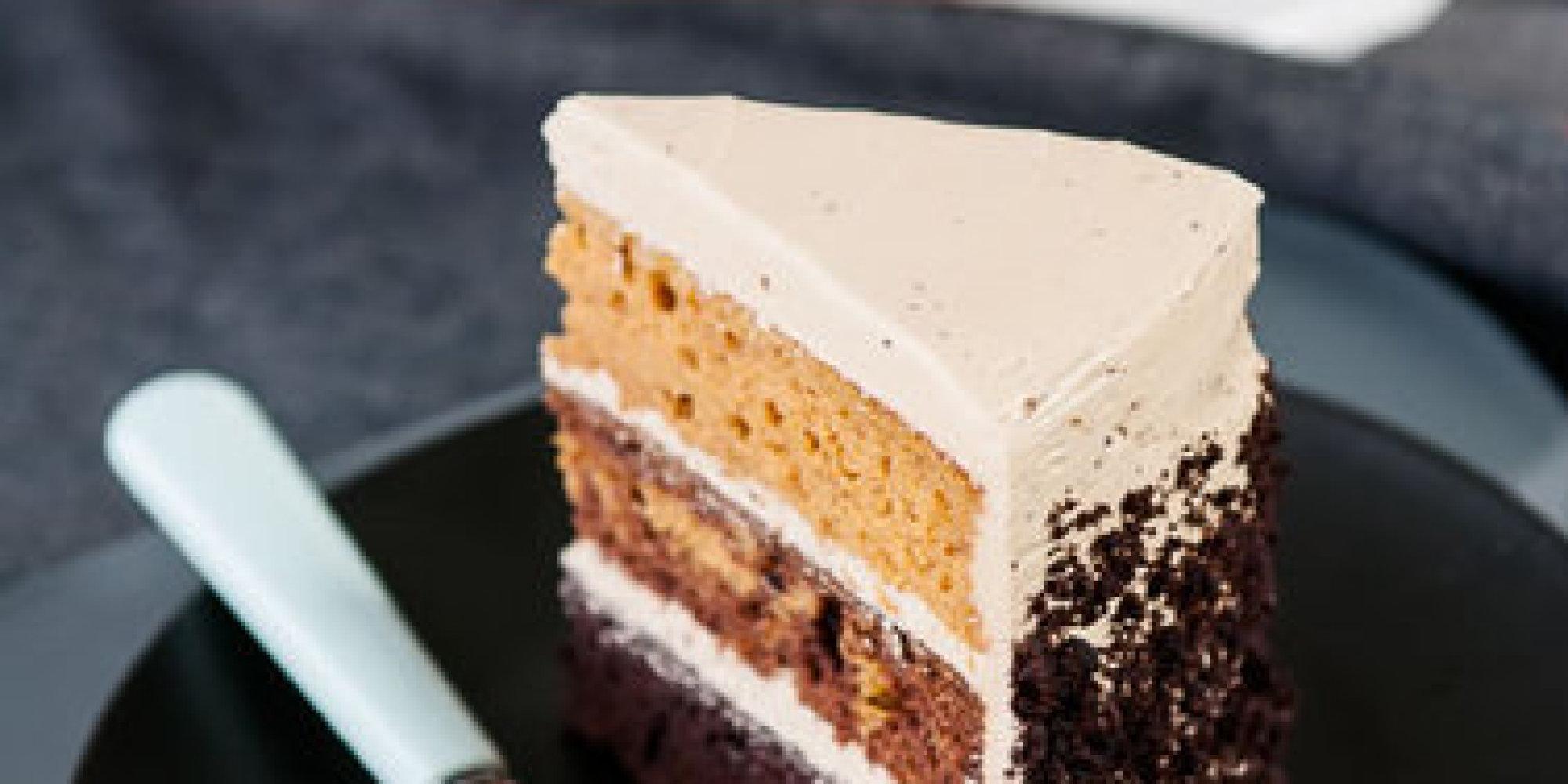 Taste Twerk Butterscotch Pumpkin Chocolate Cake Huffpost