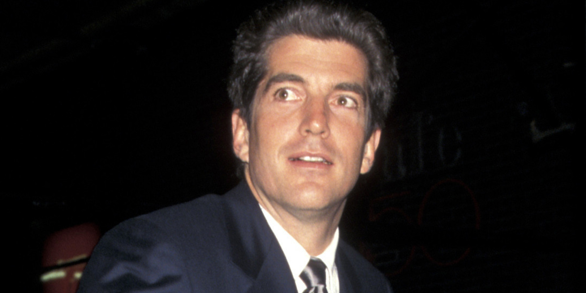 john f kennedy jr was so dreamy he made questionable trends look