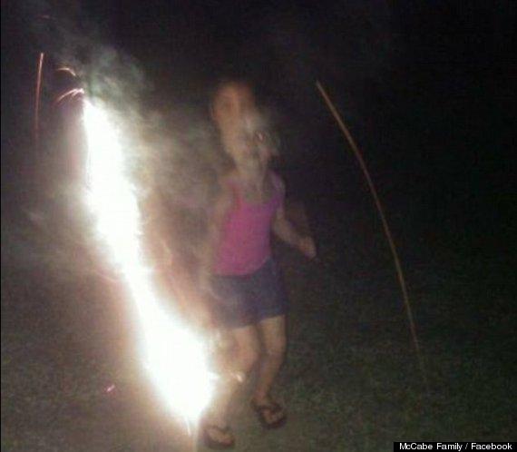 'Guardian Angel' Photo Of Boy Killed In Oklahoma Tornado ...