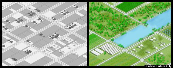 green neighborhoods