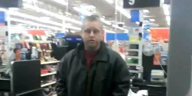Only At Walmart: Oklahoma Man Caught Masturbating In Front