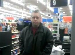 Man Arrested For Naked Masturbation Session Inside Walmart