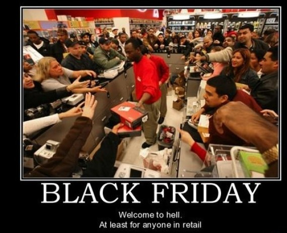 black friday hell