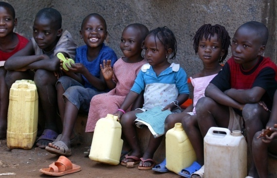 Ugandan Children