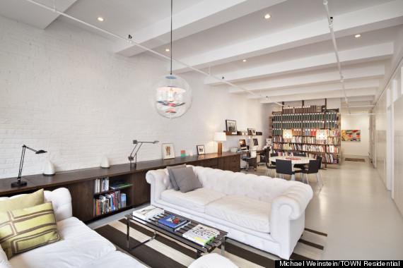 Lena Dunhams Parents Sell New York Loft Featured In Tiny