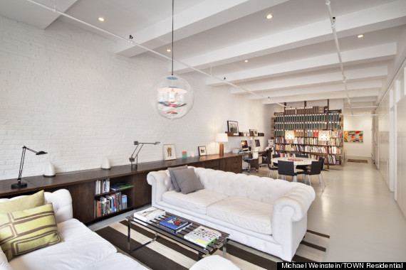Lena Dunham S Parents Sell New York Loft Featured In Tiny Furniture