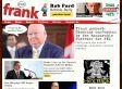 Frank Magazine Returns! Beloved Satirical Magazine Back Online
