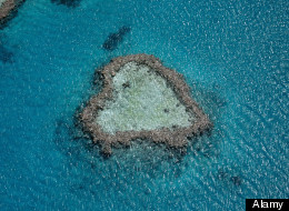 PHOTOS: Heart-Shaped Islands That Will Make You Feel Warm Inside