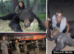 'You Can Be A Hunter & A Conservationist At The Same Time': Extreme Huntresses Speak Out