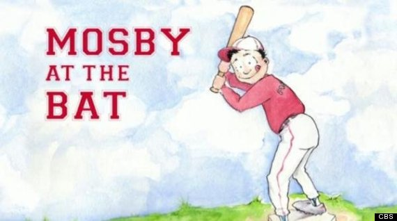 mosby at the bat