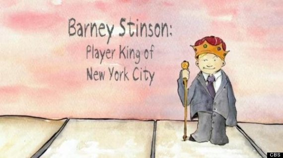 barney stinson player king