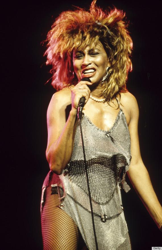 Tina Turner S Miniskirts Amp Major Hair Are The Definition