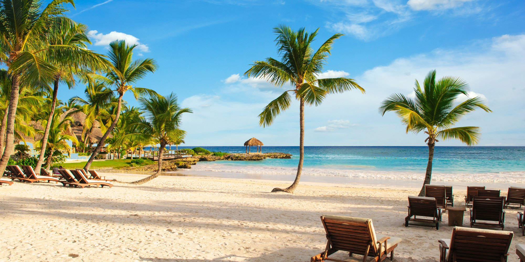 5 best grand cayman beaches huffpost for Chaise longue plage