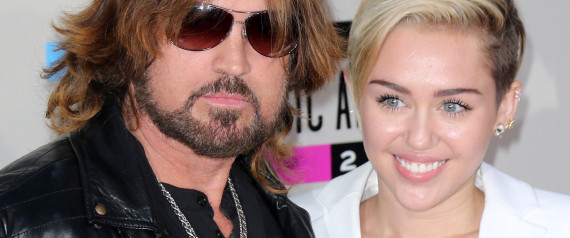 MILEY CYRUS BILLY RAY CYRUS