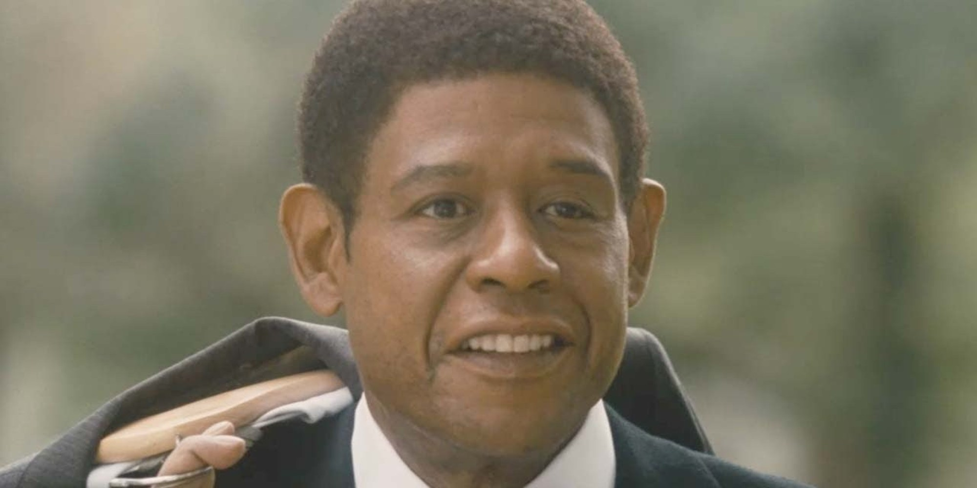 Forest whitaker reveals storing up his anger for scenes in for The whitaker