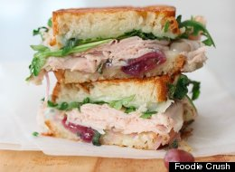 The Best Leftover Turkey Sandwiches You'll Ever Eat