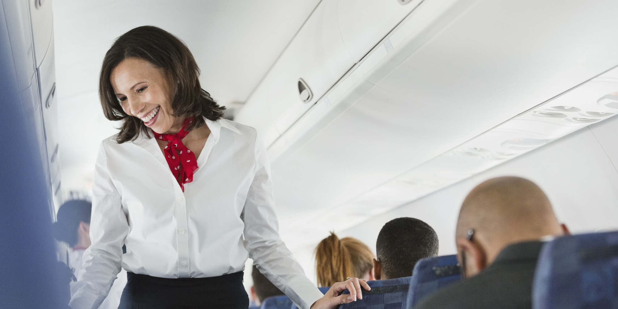10 things your flight attendant doesn t want to see or hear