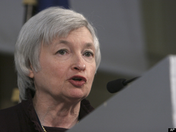 Janet Yellen Fed Vice Chair