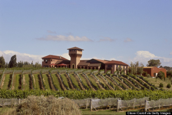 tuscan winery