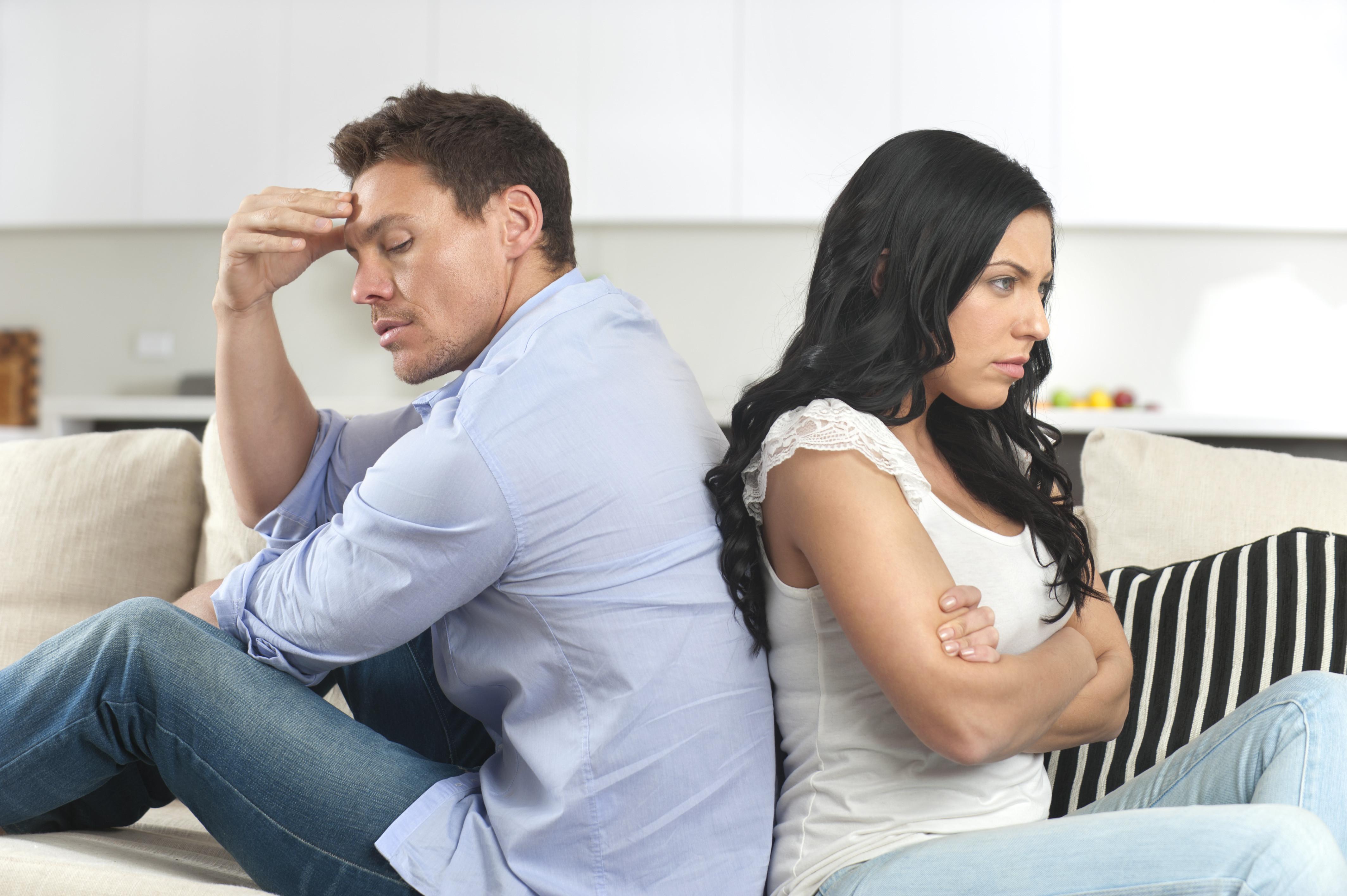 fight spouse