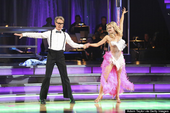 bill nye dancing