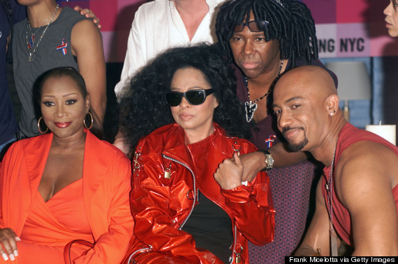 nile rodgers diana ross
