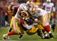 Ahmad Brooks: RG3 Should Not Be Playing (VIDEO)