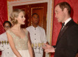 Taylor Swift Hangs With Prince William At Winter Whites Gala (PHOTOS)