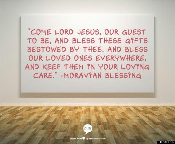 jesus our guest