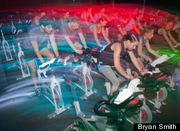 We Tried It: Team-Inspired Indoor Cycling At Swerve