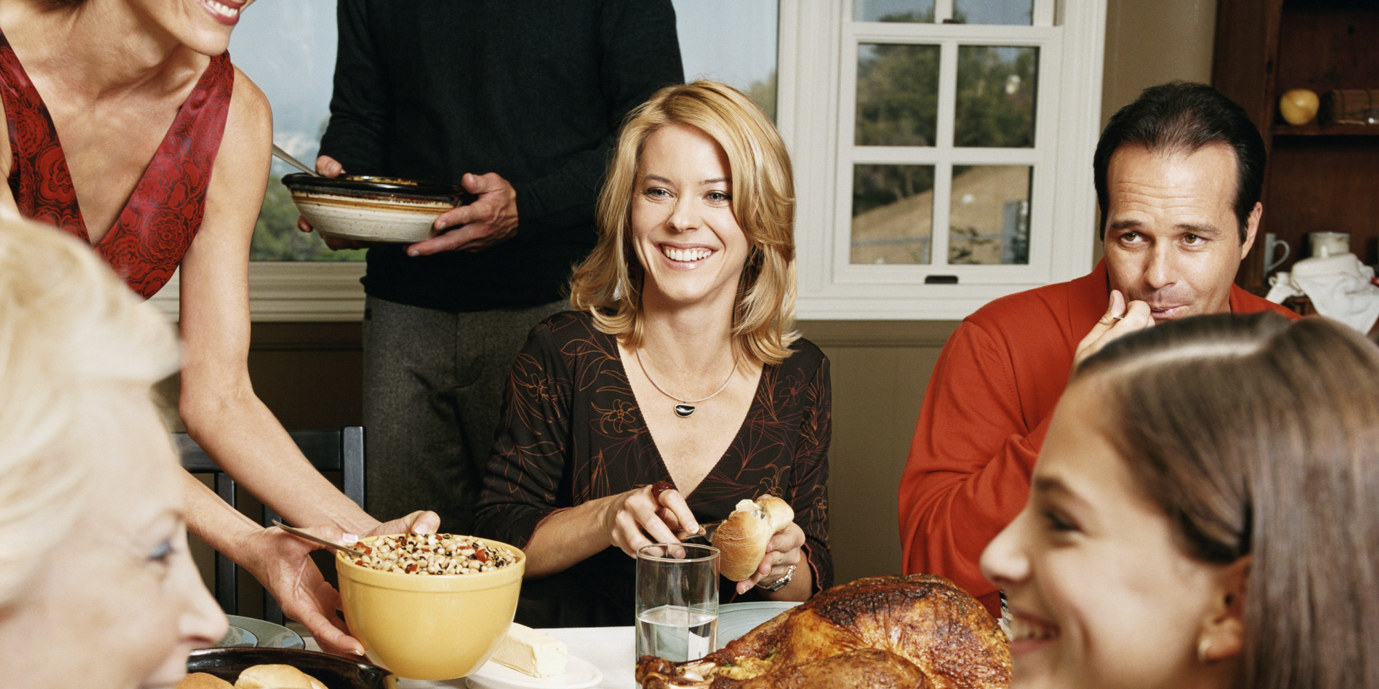 Desperate to Lose Weight Over the Holidays? Try Eating in
