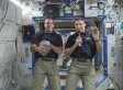 What's Thanksgiving Like In Space? NASA Astronauts On The ISS Clue Us In (VIDEO)
