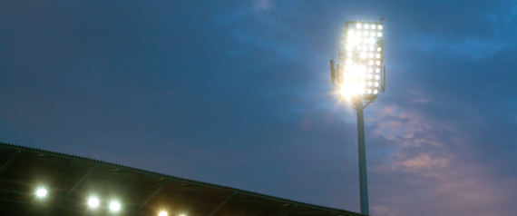 NIGHT FOOTBALL GAME